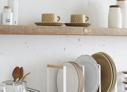 10 удобни места за съхранение в кухнята