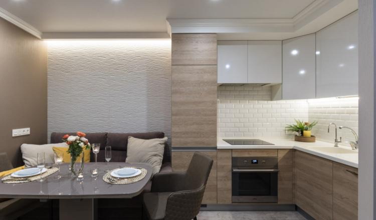 Как кухнята да изглежда луксозна?