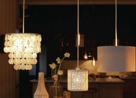 Полезни съвети при избор на осветление за дома от Mr. Bricolage