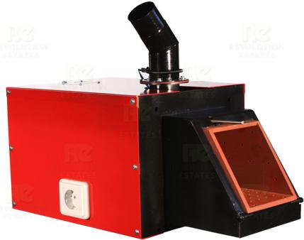 Универсална пелетна горелка MPE Bistra 40