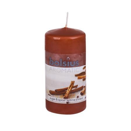 Ароматна свещ захар 120/60