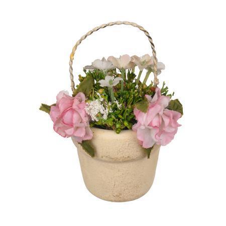 Кошничка цветя