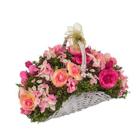Декорация аранжировка цветя