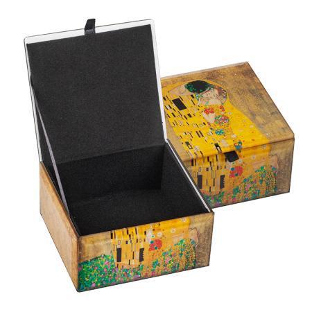Кутия за бижута Целувката