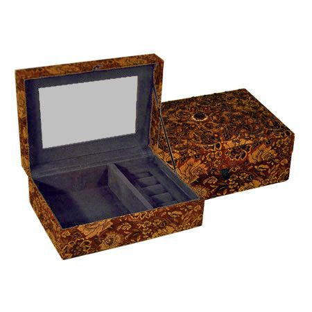 Кутия за бижута Кехлибар