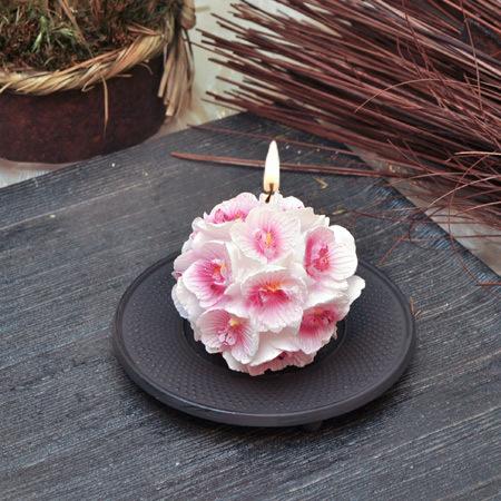 Свещ орхидея малка