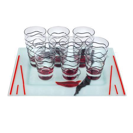 Сет 6 чаши вода