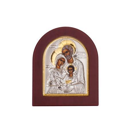Икона Св. Семейство злато