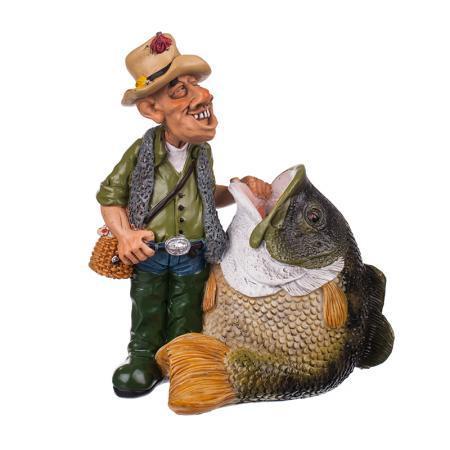 Касичка рибар