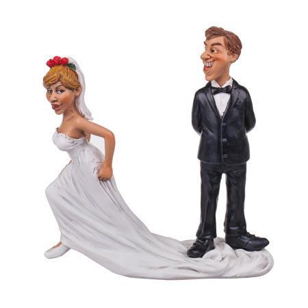 Младоженци - Булката беглец