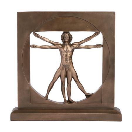 Скулптура Витрувианският човек