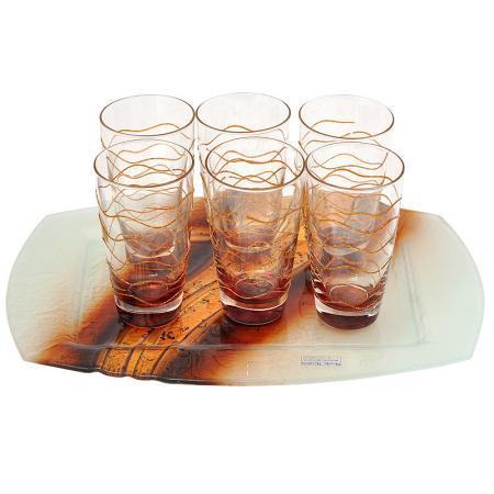 Комплект 6 чаши вода Gold Sing