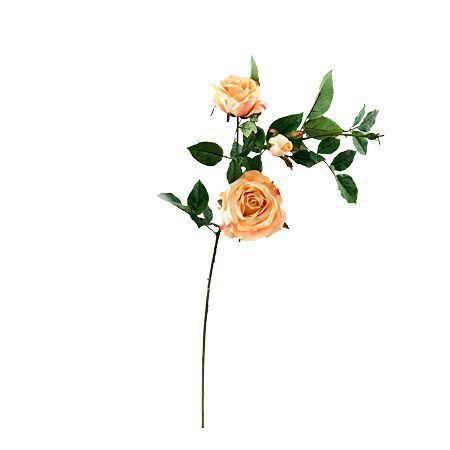 Роза розова 99см.
