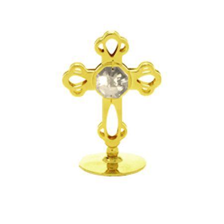 Малък кръст златист