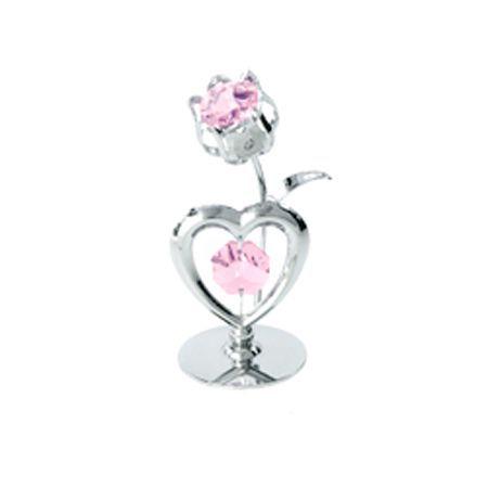 Сърце и лале сребро