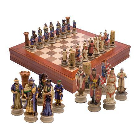 Шах кръстоносци WU63