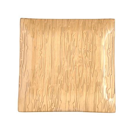 Подложка за свещ злато
