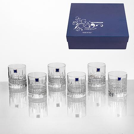 Компект 6 чаши за уиски Oldfashion Viena