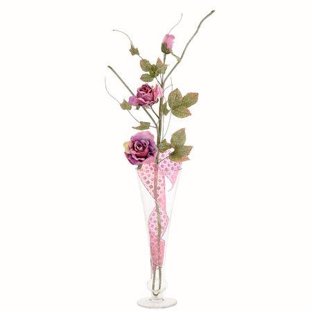 Роза три пурпур