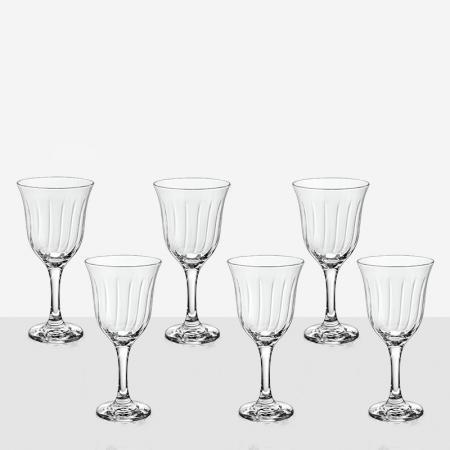 Комплект 6 чаши за вино