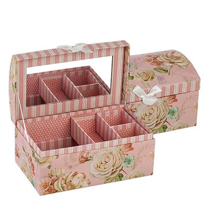 Роза кутия за бижута
