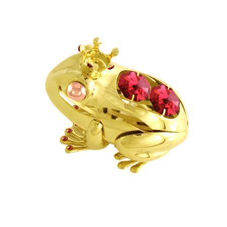 Принцеса жаба, златна