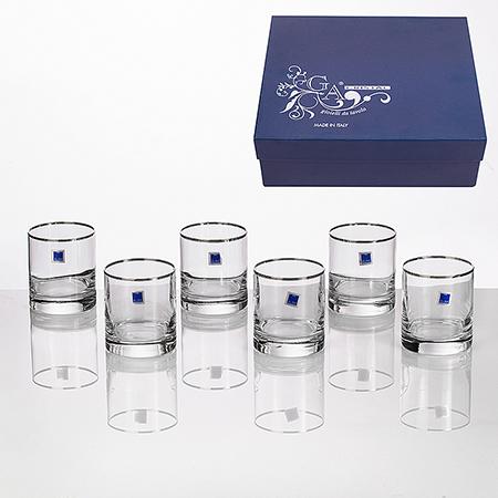 Компект 6 чаши за уиски Old Viena