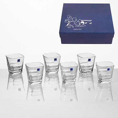 Компект 6 чаши за уиски Prilly Coste Viena