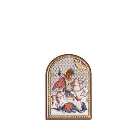 Икона Св.Георги цветен