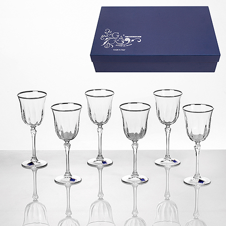 Ludovica 6 чаши вино