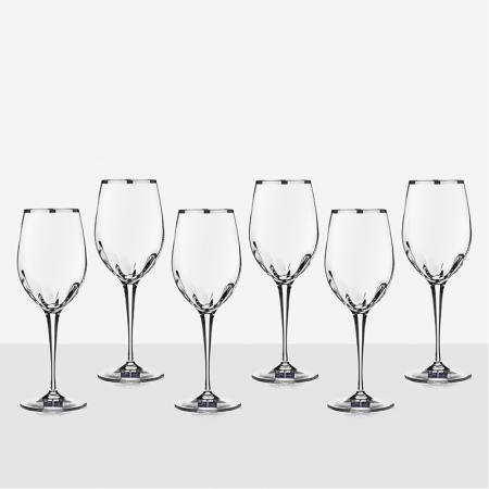 Monalisa 6 чаши за вино