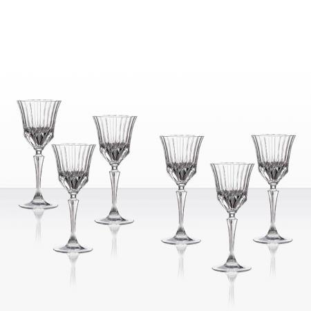 Adagio 6 чаши вино