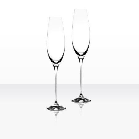 Invino 2 чаши шампанско