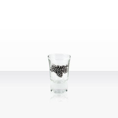 Чаша ракия грозд