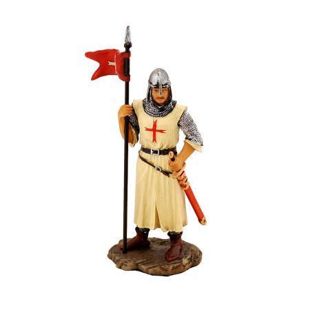Кръстоносец със знаме