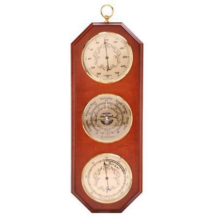 Термометър, барометър, хидрометър