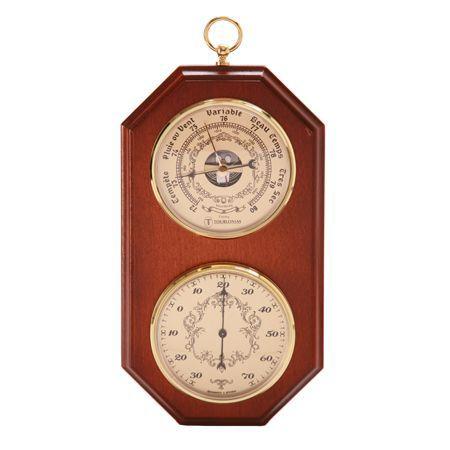 Барометър, термометър