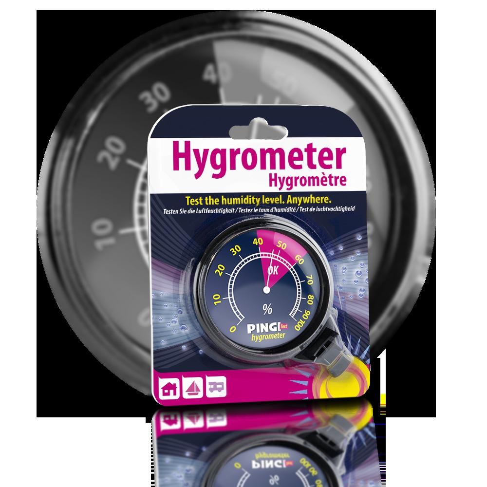 Хидрометър Pingi PHT 100