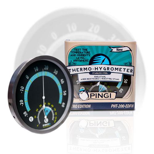 Термометър-хидрометър Pingi PHT 200