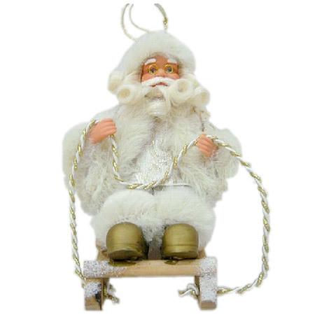 Дядо Коледа с шейна 18 см.