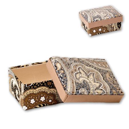 Кутия за бижута Leaf