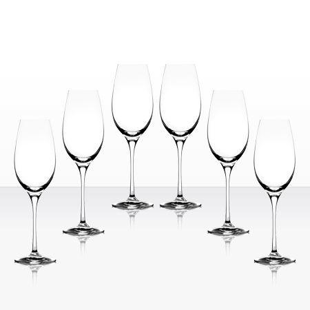 Invino 6 чаши ч.вино