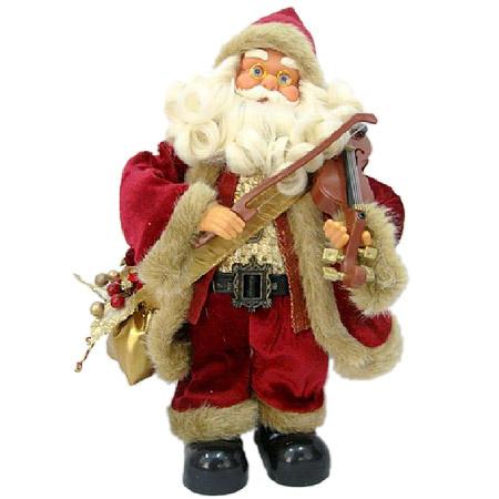 Дядо Коледа с цигулка CK0108