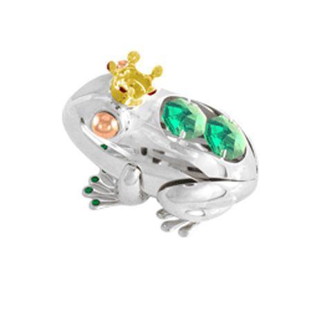 Принцеса жаба сребро