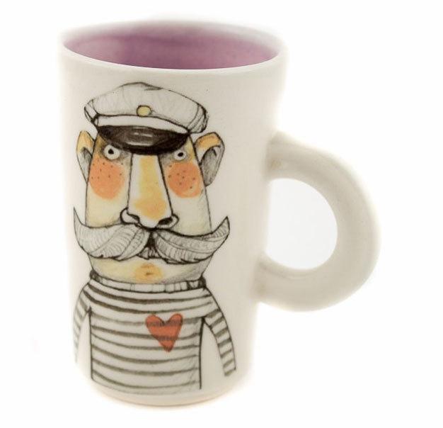 """Ръчно изработена чаша """"El Capitan"""""""