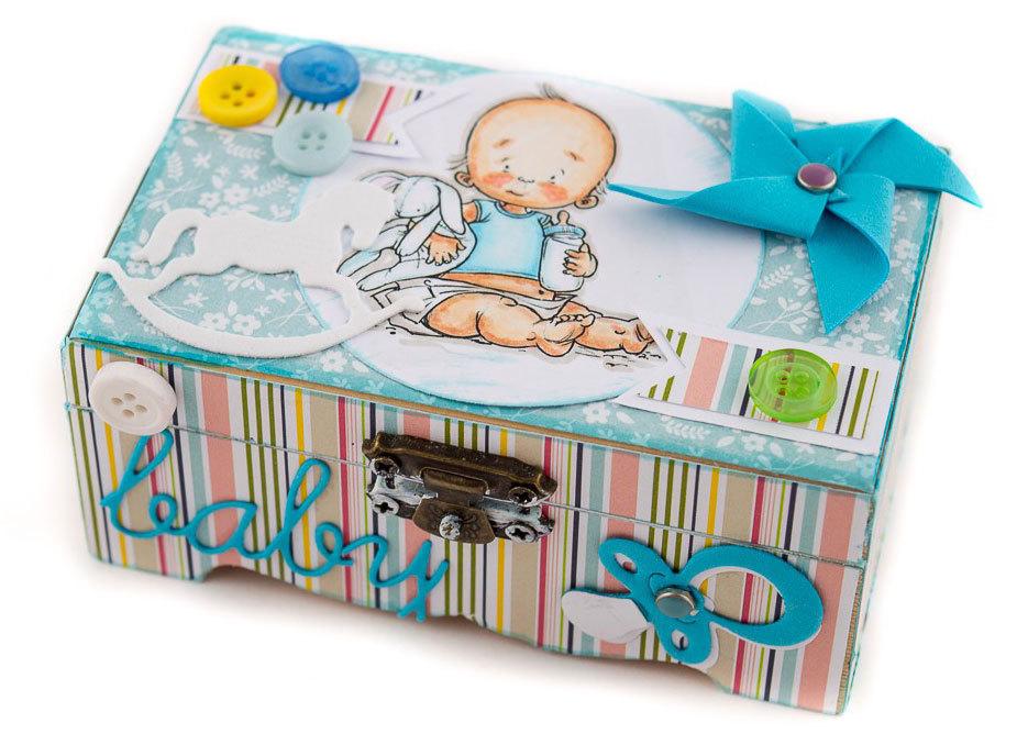 """Бебешка кутия """"Малчуган"""""""