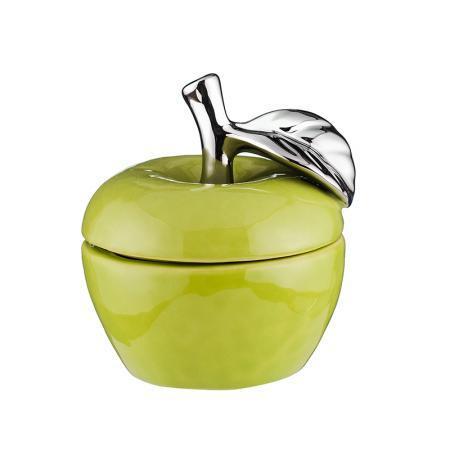 Купа ябълка зелена