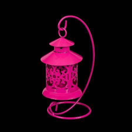 Фенер розов