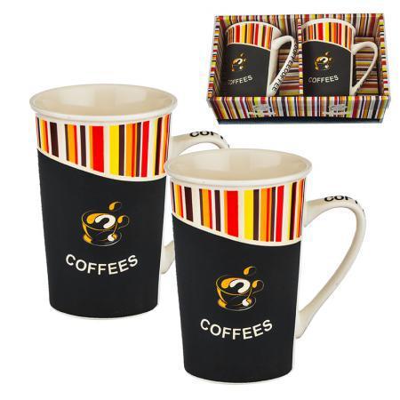 Комплект 2 чаши за кафе или чай