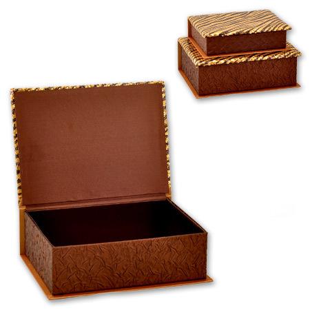 Кутии за бижута Tiger комплект от 2 броя